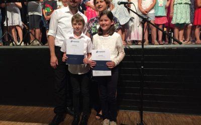 NGKler erhalten musikalischen Förderpreis der Stadt Dormagen