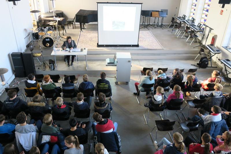 Heimspiel – Kölner Autoren lesen für Kölner Schulen