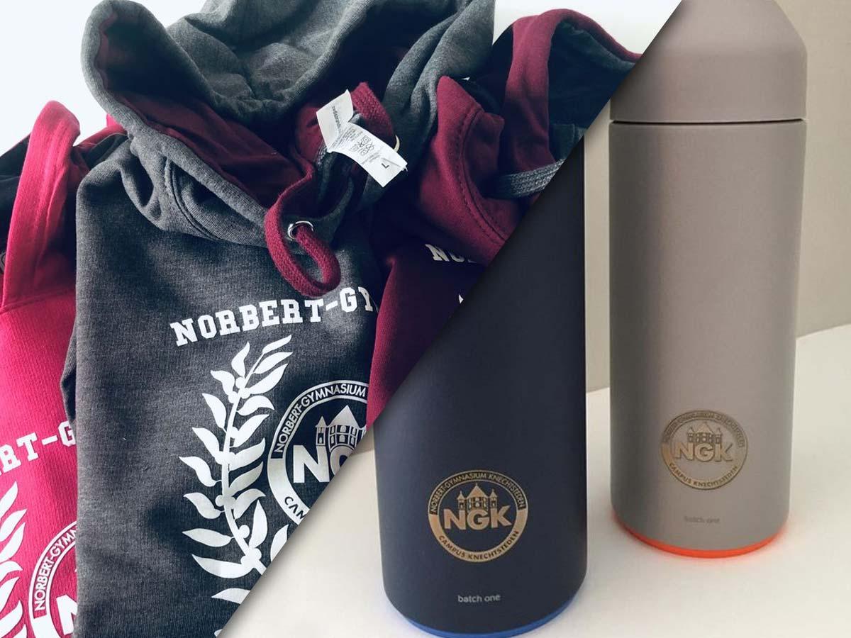 NGK-Hoodie & Ocean Bottle