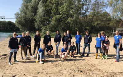 Erasmus Plus AG: Clean Up am World-Coastal-Clean-Up-Tag