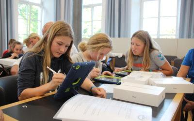 Einführung der iPads am NGK