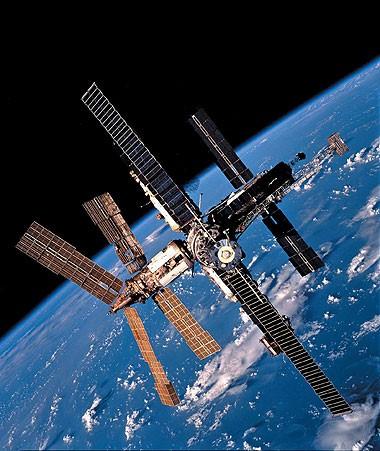 Mensch und Raumfahrt