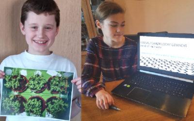 Jugend forscht am NGK: Zwei Regionalsieger und viele Platzierte