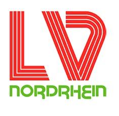 Leichtathletik-Verband Nordrhein - Logo