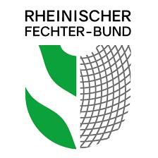 Rheinischer Fechter-Bund - Logo