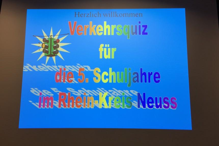 Das NGK gewinnt das Verkehrsquiz des Rhein-Kreises Neuss